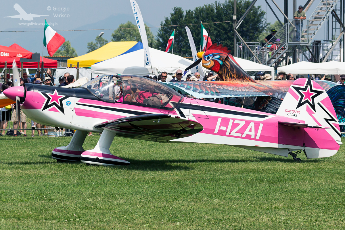 Historical Aircraft Group Italy FlyParty 2016 - Key Publishing Ltd