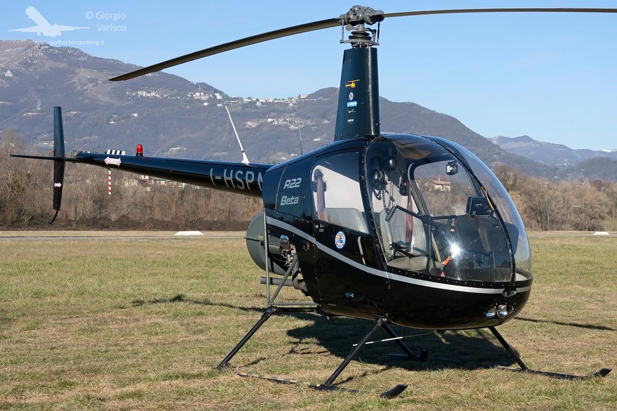Elicottero R22 : Precipita elicottero tra aprilia e lanuvio morti pilota e