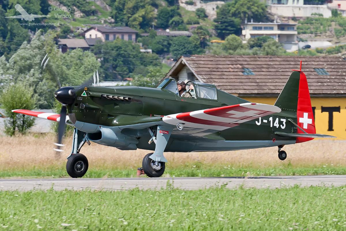 Locarno S 75th Anniversary Airshow Digital Recon Combatace