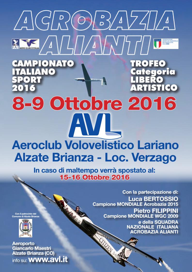 AVL - campionati italiani
